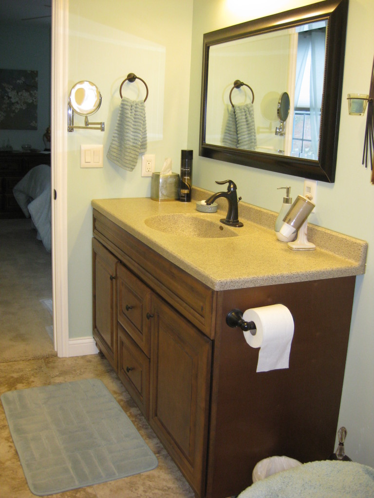 Home Remodeling Wolfe Construction - Bathroom remodel columbia mo