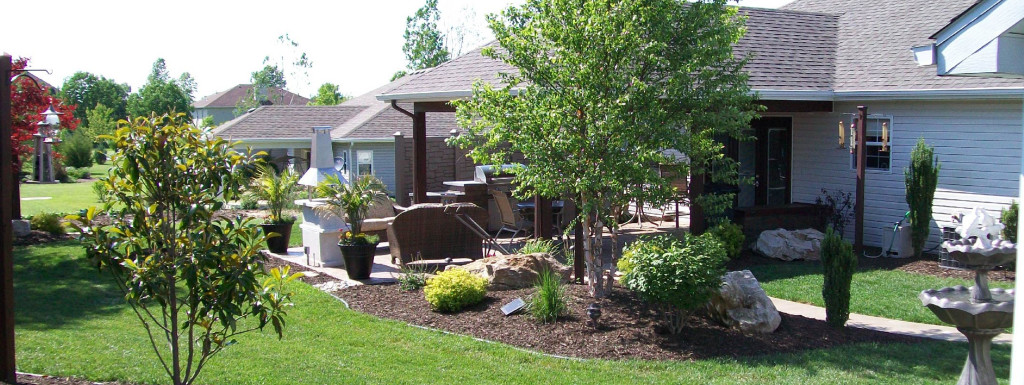 General contracting wolfe construction for General garden services